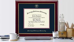 FDU Diploma Sample