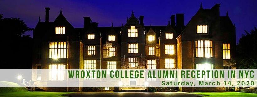 Wroxton Alumni Reception