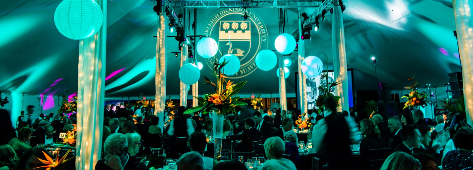Charter Day Tent