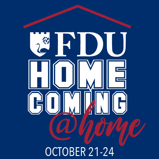 FDU Homecoming at Home