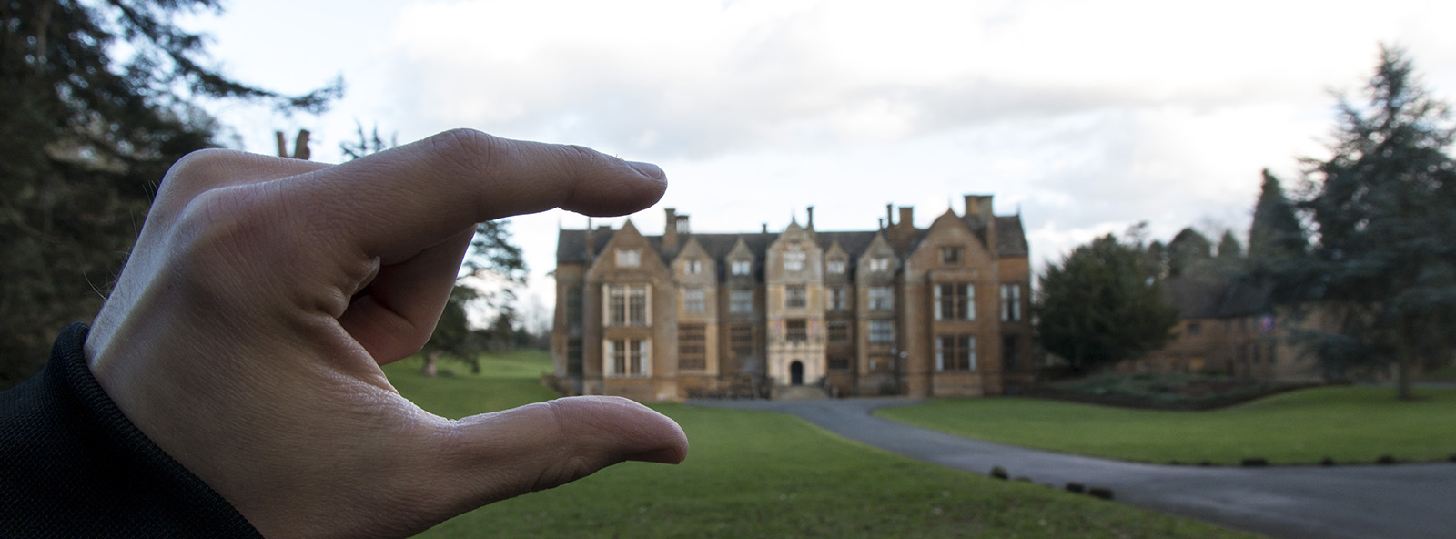 Wroxton Abbey Pinched